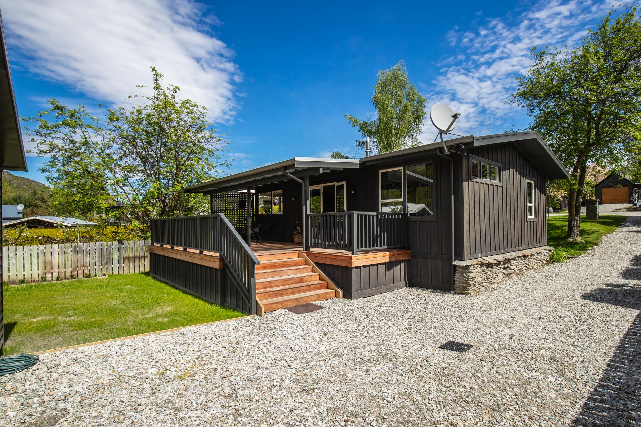 accommodation in Arrowtown - Cartvale Cottage